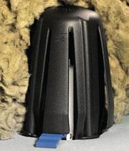 Protection pour spot encastrable hellermanntyton - Cloche spot encastrable ...