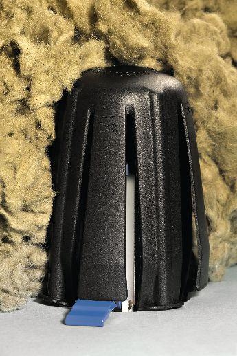 Protection pour spot encastrable hellermanntyton for Protection laine de verre